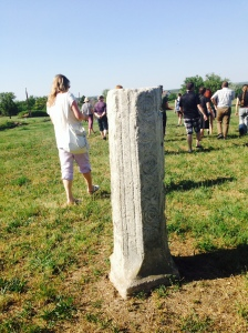 Roman Ruins Lake Balaton Region, July 2014