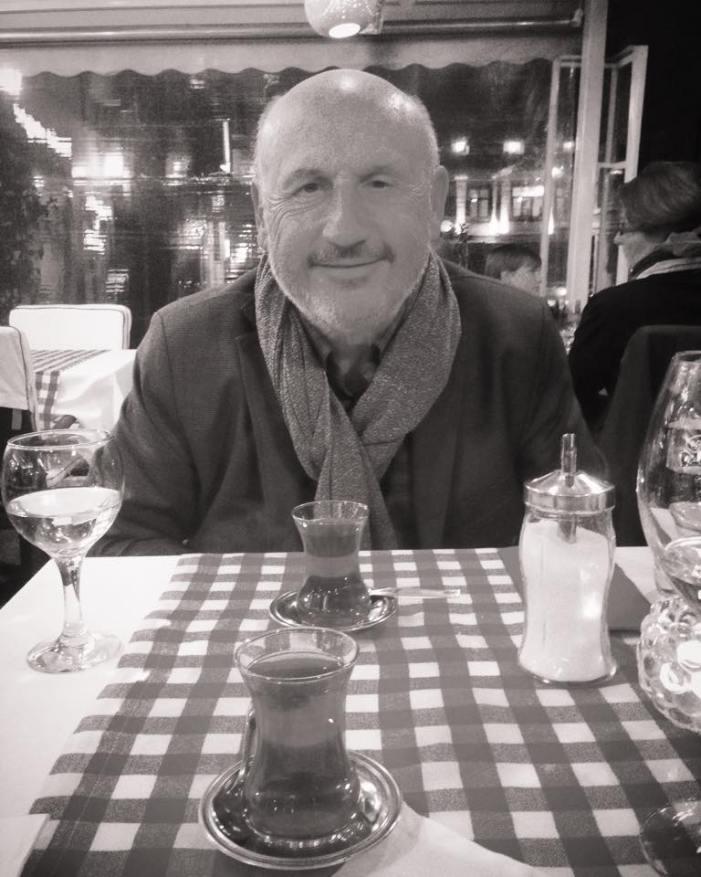 Tea time in Istanbul, 2014