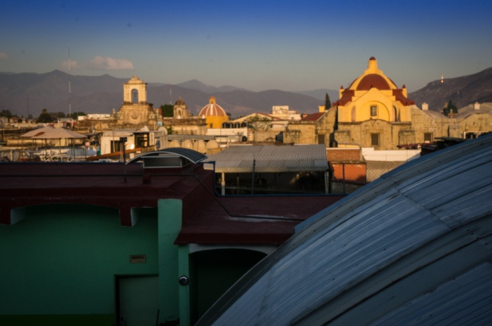 Oaxaca skyline photo credit: John Jennings