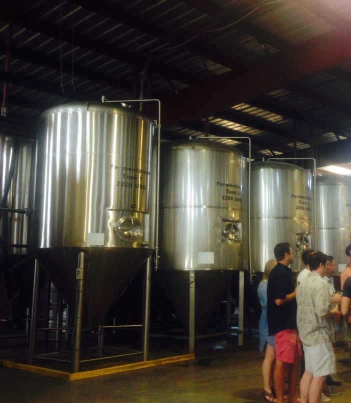 Thirsty Planet Brewery  Austin, TX March 28, 2015