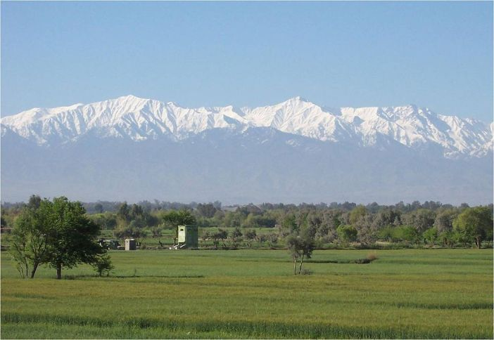 Khogyani district, Afghanistan