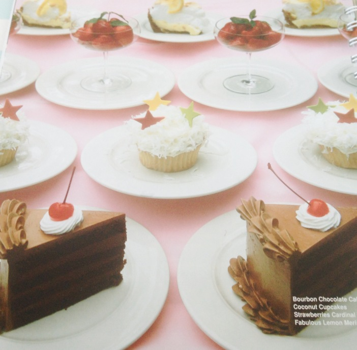 Bourbon Chocolate Cake  Source: Square Table Wimmer Cookbooks, 2005 Photography by Langdon Clay