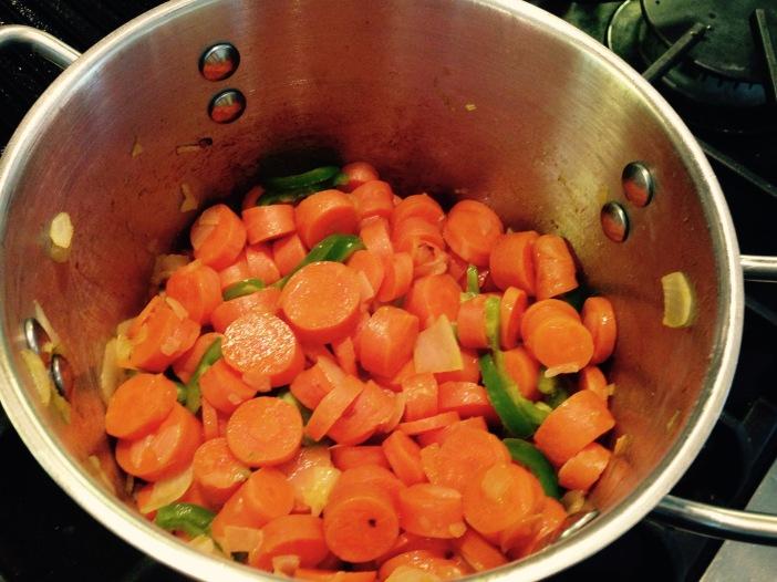 carrot soup 2