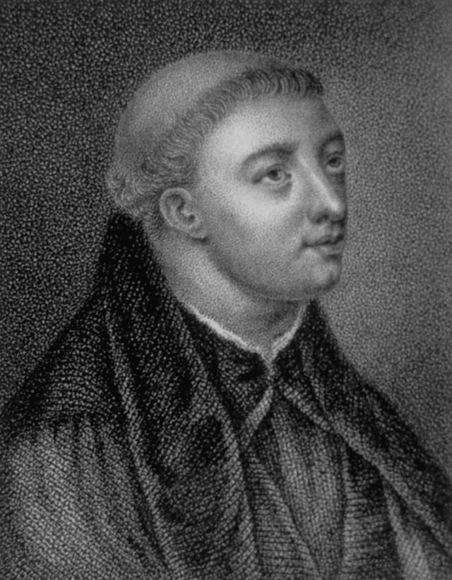 John Lydgate, English monk and poet