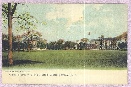 St. John's College, c.1905