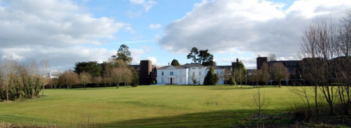 """UniversityOfLimerick PlasseyHouse"" by Lukemcurley - Own work. Licensed under CC BY-SA 3.0 via Wikipedia -"