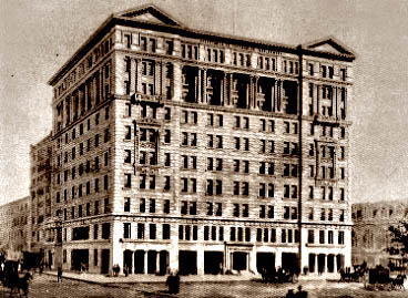The Silver Center c. 1900