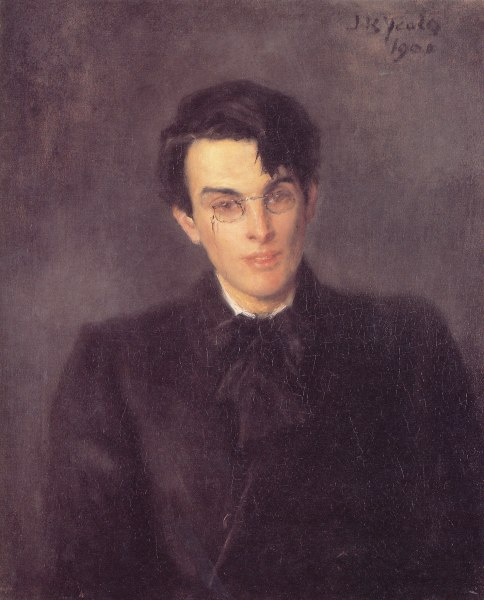 Download original file 484 × 600 px jpg     View in browser You can attribute the author Show me how More details 1900 portrait by John Butler Yeats