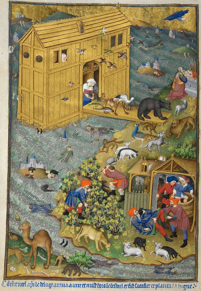 800px-Exit_from_Noah's_Ark_-_British_Library_Add_MS_18850_f16v_(detail)